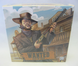 Wanted: Rich or Dead | Board Game (New)