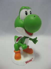 Bobblehead - Yoshi - Nintendo Collectibles - Toy Site - 2001 (Boxed)