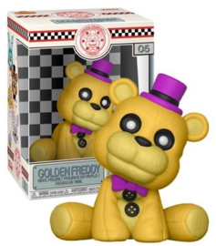 Arcade Vinyl - Five Nights at Freddy's - Golden Freddy (New)