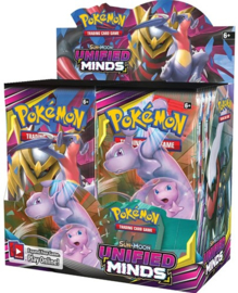 Pokémon TCG: Sun & Moon - Unified Minds Booster Pack (1x Booster)