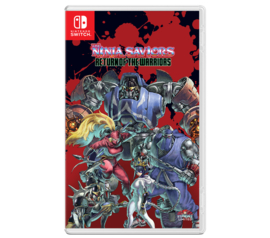 The Ninja Saviors: Return of the Warriors (Switch, NEW)