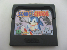 Sonic the Hedgehog Chaos (GG)