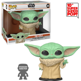 POP! The Child - Star Wars: The Mandalorian - 10'' Super Sized Pop! (New)