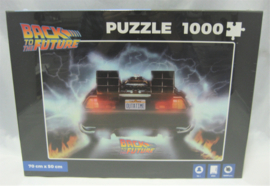 Puzzle - Back to the Future - 1000 Pieces (New)