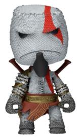 "Little Big Planet - Kratos Sackboy - 7"" Action Figure (New)"