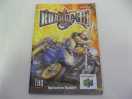 Road Rash 64 *Manual* (EUR)