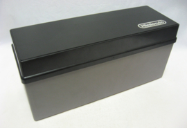 Original Nintendo NES Cartridge Storage Box