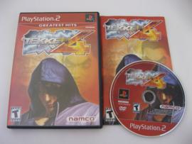 Tekken 4 - Greatest Hits - (USA)