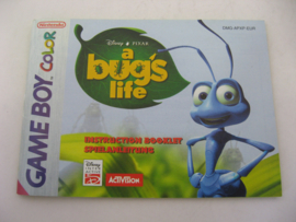 A Bug's Life *Manual* (EUR)