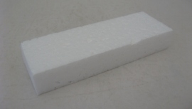 10x Styrofoam Inlay / Insert for Nintendo NES Games