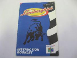 Automobili Lamborghini *Manual* (EUR)