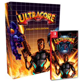 Ultracore Collector's Edition (Switch, NEW)