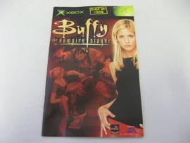 Buffy the Vampire Slayer *Manual* (XBX)
