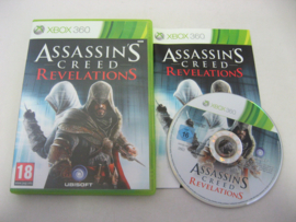 Assassin's Creed Revelations (360)