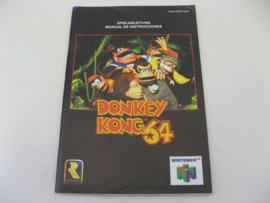 Donkey Kong 64 *Manual* (NOE)