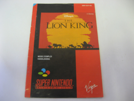 Disney's Lion King *Manual* (HOL)