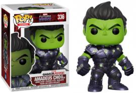POP! Amadeus Cho as Hulk - Marvel Future Fight (New)