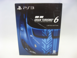 Gran Turismo 6 - 15th Anniversary Limited Edition - Chinese Version (PS3, CHN)