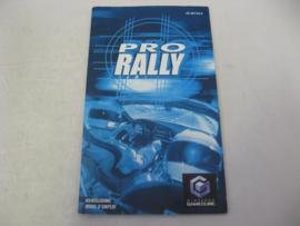 Pro Rally *Manual* (FAH)