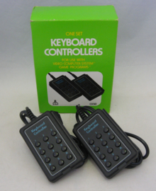 Original Atari 2600 CX-50 Keyboard Controllers (Boxed)