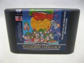 Lemmings 2 The Tribes (SMD)