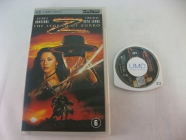 The Legend of Zorro (PSP Video)