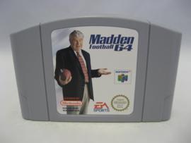 Madden Football 64 (EUR)