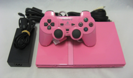 PlayStation 2 Slimline Console Set - Pink (SCPH-77004)