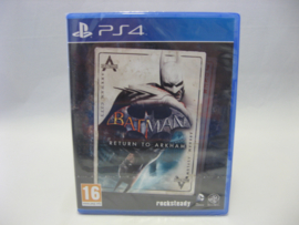 Batman Return to Arkham (PS4, Sealed)