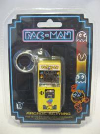 Pac-Man Arcade Keyring (New)