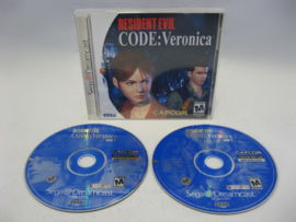 Resident Evil Code: Veronica X (NTSC)