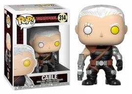 POP! Cable - Deadpool (New)