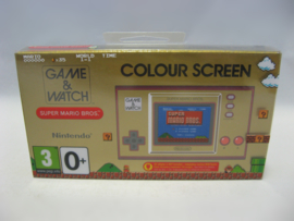 Game & Watch: Super Mario Bros - Colour Screen (Sealed)