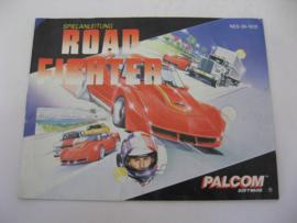 Road Fighter *Manual* (NOE)