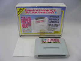 SNES Universal Adapter Expert Version (Boxed)