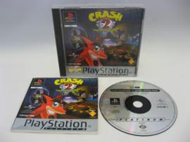 Crash Bandicoot 2 - Cortex Strikes Back - Platinum - (PAL)