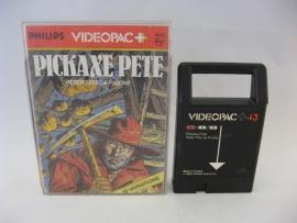 Pickaxe Pete (Videopac+ 43)