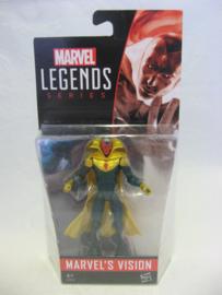 "Marvel Legends Series - Marvel's Vision - 3.75"" Figure (New)"