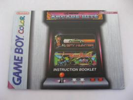 Midway Arcade Hits - Spy Hunter / Moon Patrol *Manual* (EUR)