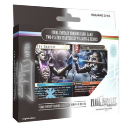 Final Fantasy TCG Two-Player Starter Set Villains & Heroes