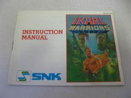 Ikari Warriors *Manual* (USA)