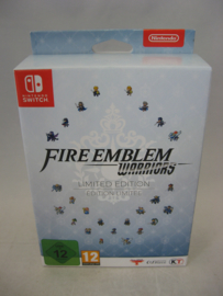 Fire Emblem Warriors - Limited Edition (EUR, NEW)