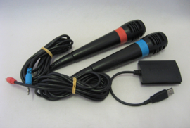 Original PS2/PS3 SingStar Microphones