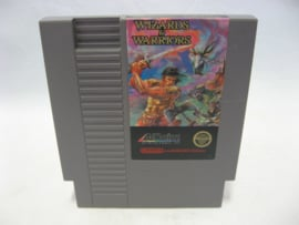 Wizards & Warriors (USA)