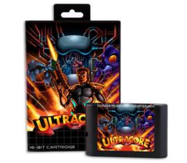 Ultracore (Mega Drive, NEW)