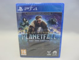 Age of Wonders Planetfall - Day One Edition (PS4, Sealed)