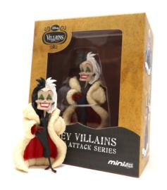 Mini Egg Attack Series - Disney Villains: Cruella de Vil (New)