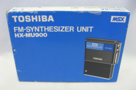 MSX Toshiba FM-Synthesizer Unit HX-MU900 (Boxed)