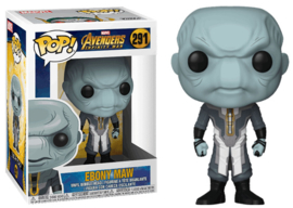POP! Ebony Maw - Avengers Infinity War (New)