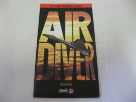Air Diver *Manual* (JAP)